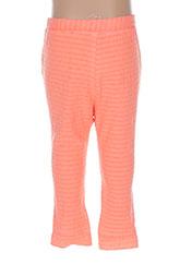 Pantalon casual orange BILLIEBLUSH pour fille seconde vue