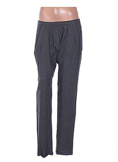 Pantalon chic gris HARTFORD pour femme