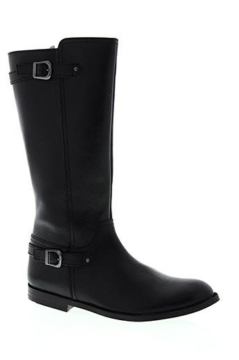 start rite shoes chaussures fille de couleur noir