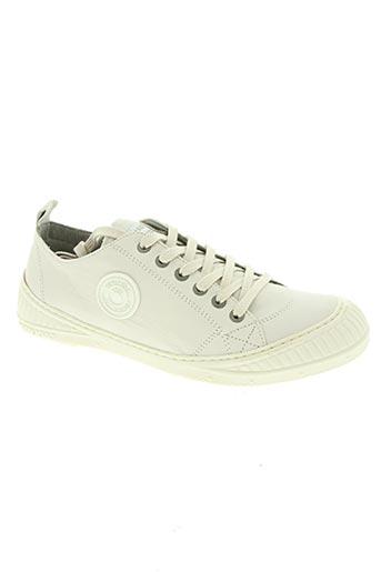 pataugas chaussures homme de couleur beige