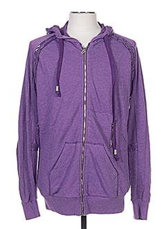 Veste casual violet GALLIANO pour homme