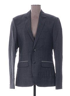 Veste casual gris GALLIANO pour homme