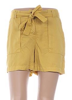 Produit-Shorts / Bermudas-Femme-CARLA KOPS