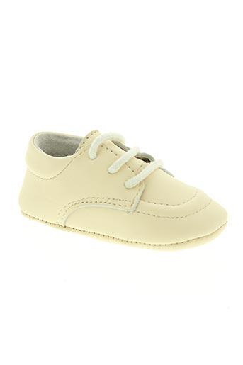 beppi chaussures enfant de couleur beige