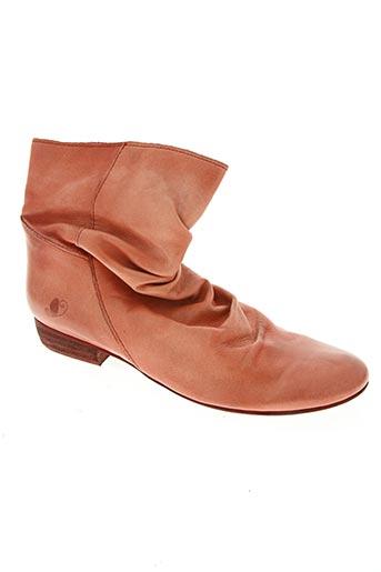 felmini chaussures femme de couleur rouge