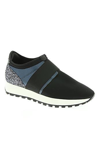 marion toufet chaussures femme de couleur bleu