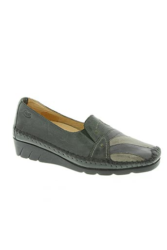 luxat chaussures femme de couleur gris