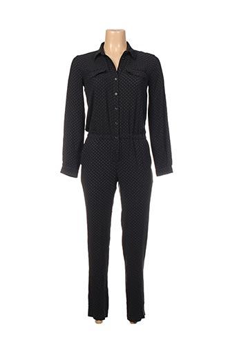 Combi-pantalon noir BONPOINT pour fille