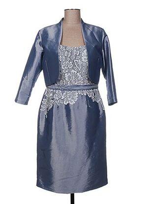 Veste/robe bleu CREATIF PARIS pour femme