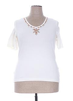 Produit-T-shirts-Femme-FRANK WALDER