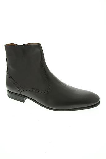 john barton chaussures homme de couleur marron