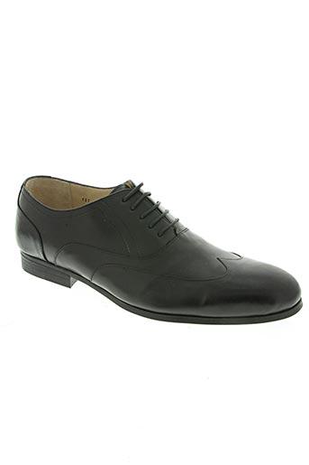 john buckler chaussures femme de couleur noir