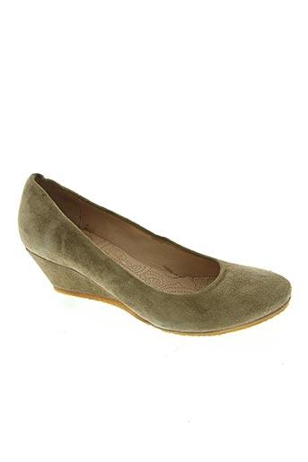 pedro miralles chaussures femme de couleur beige