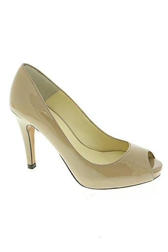 orcel chaussures femme de couleur beige