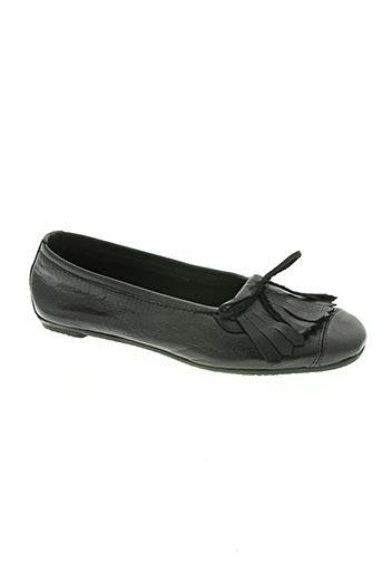 emmanuelle côme chaussures femme de couleur noir