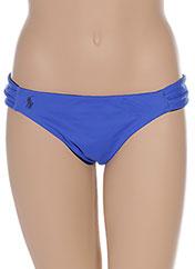 Bas de maillot de bain bleu RALPH LAUREN pour femme seconde vue