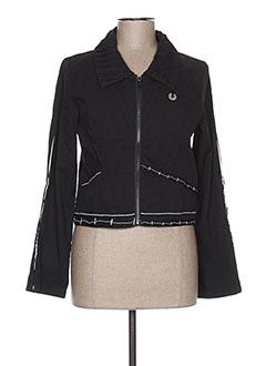 Veste casual noir ENJOY pour femme
