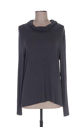 T-shirt manches longues gris ALL BEAUTIFUL pour femme
