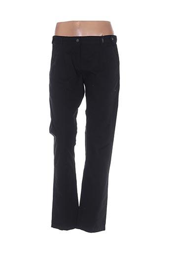 Pantalon chic noir EMOI BY EMONITE pour femme