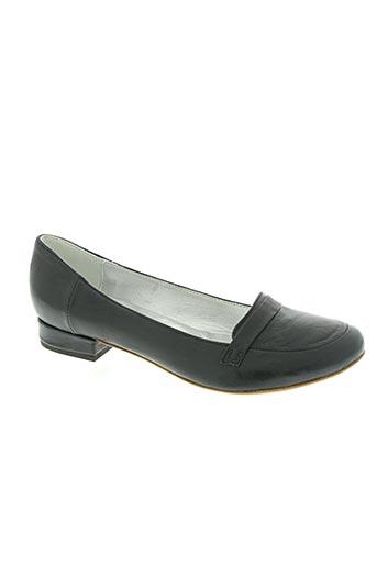 via ulivi chaussures femme de couleur bleu