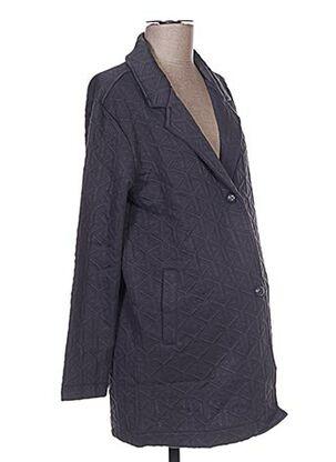 Veste chic / Blazer gris COLLINE pour femme