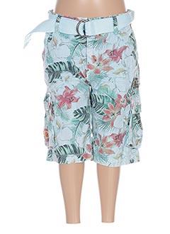 Produit-Shorts / Bermudas-Fille-KAPORAL