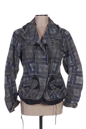 Veste casual gris ICONOCLAST pour femme