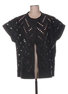 Veste casual noir BY ZOE pour femme