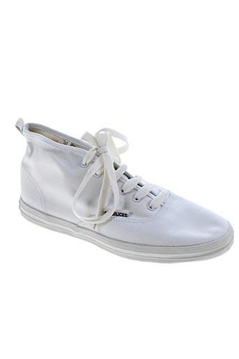 complices chaussures femme de couleur blanc