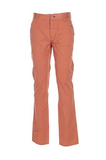 Pantalon casual orange KILIWATCH pour homme
