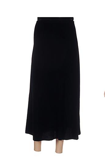 Jupe longue noir INFINITIF pour femme