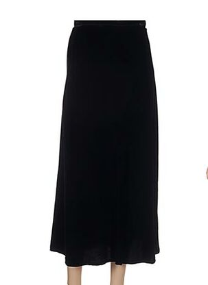Jupe longue noir ARC EN CIEL pour femme