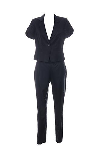 Veste/pantalon noir INFINITIF pour femme