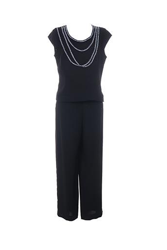 Top/pantalon noir INFINITIF pour femme