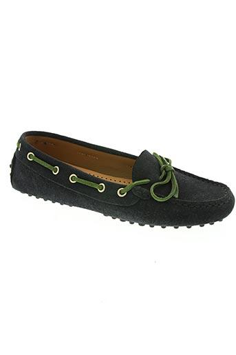 vicomte arthur chaussures femme de couleur bleu