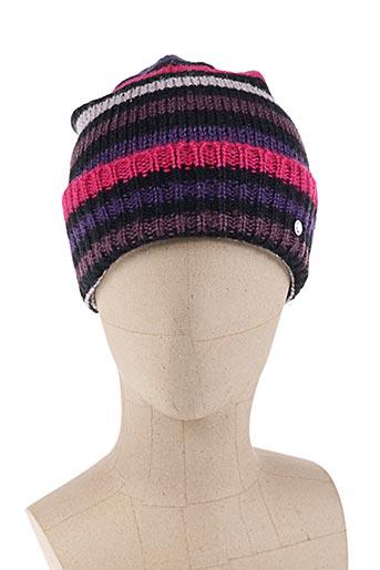 Bonnet noir LITTLE MARCEL pour femme