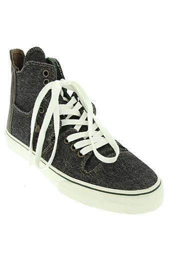 creative récréation chaussures homme de couleur noir