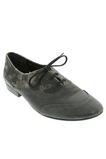 billtornade chaussures femme de couleur gris