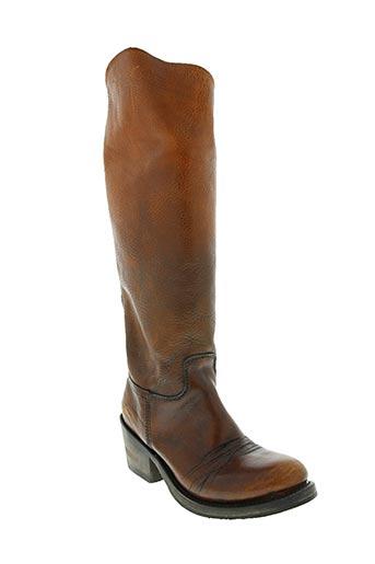 ash chaussures femme de couleur marron