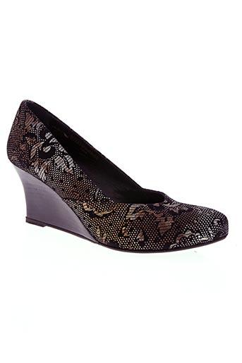 billtornade chaussures femme de couleur noir