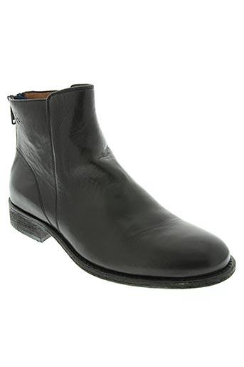 kost chaussures femme de couleur noir