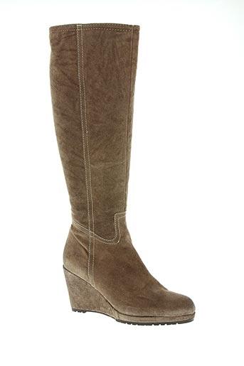 clarks chaussures femme de couleur marron