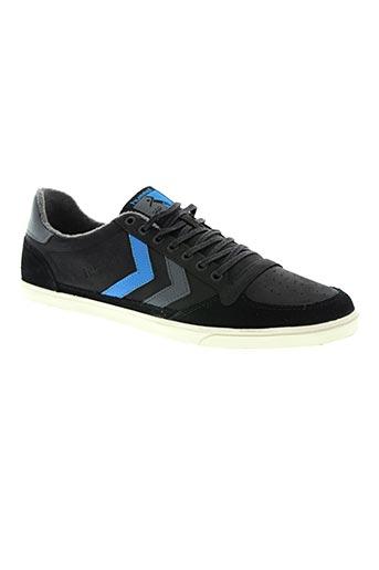 hummel chaussures femme de couleur noir