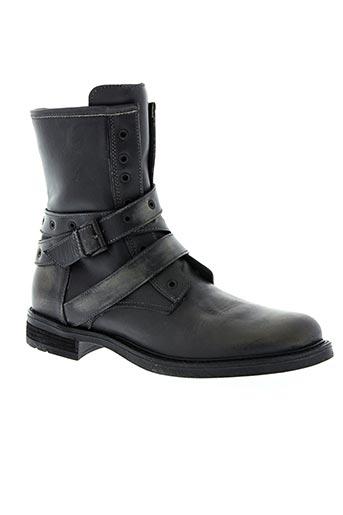 can be chaussures femme de couleur gris