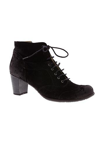 dkode chaussures femme de couleur noir