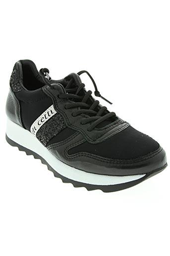cetti chaussures femme de couleur noir