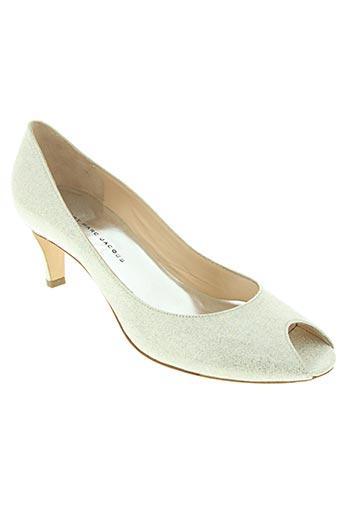 marc jacobs chaussures femme de couleur blanc