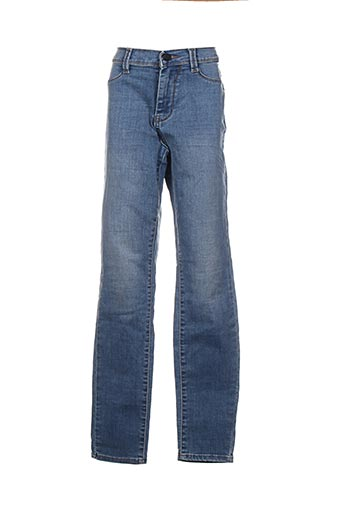 Jeans skinny bleu TEDDY SMITH pour fille