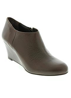 Bottines/Boots marron ANDRE pour femme