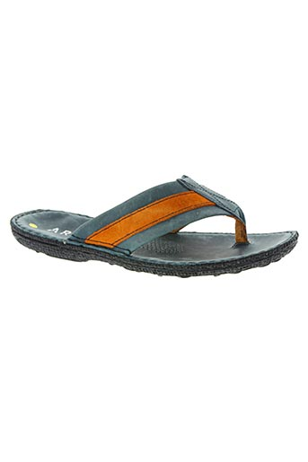 arid by arima chaussures homme de couleur bleu